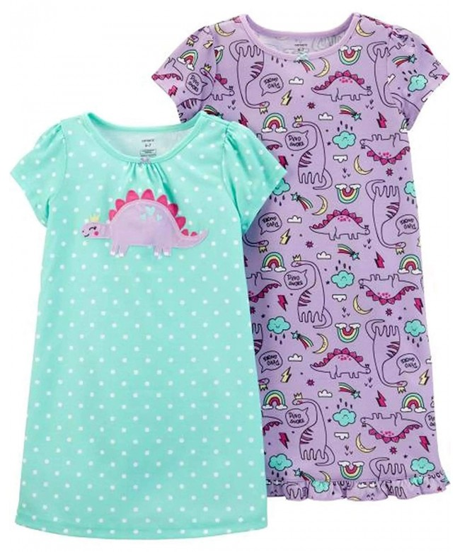 Carters Girls Gown Poly 373g076