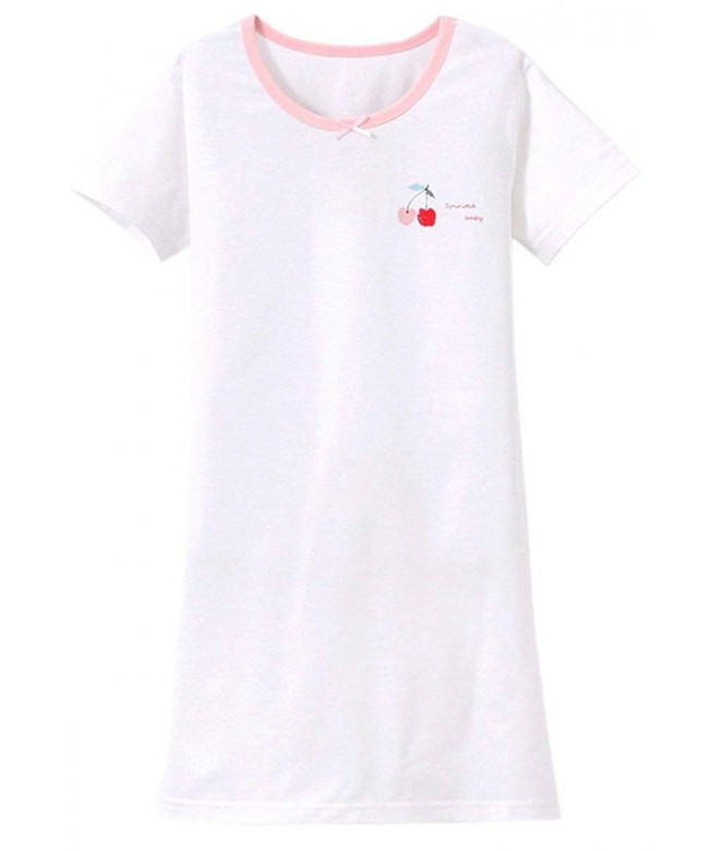 Ameyda Graphic Nightgown for Girls