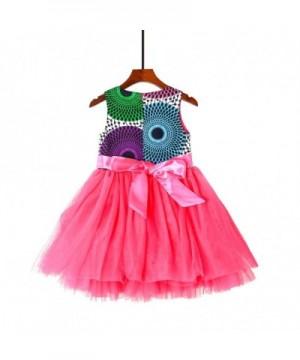 Hybrid Fashionista Dress Girls African