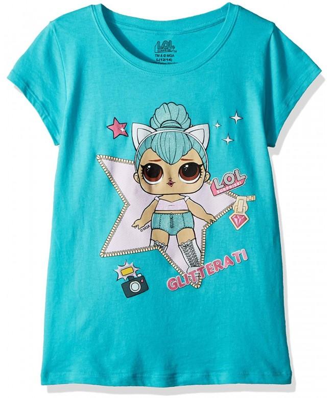 L L Surprise Glitterati T Shirt