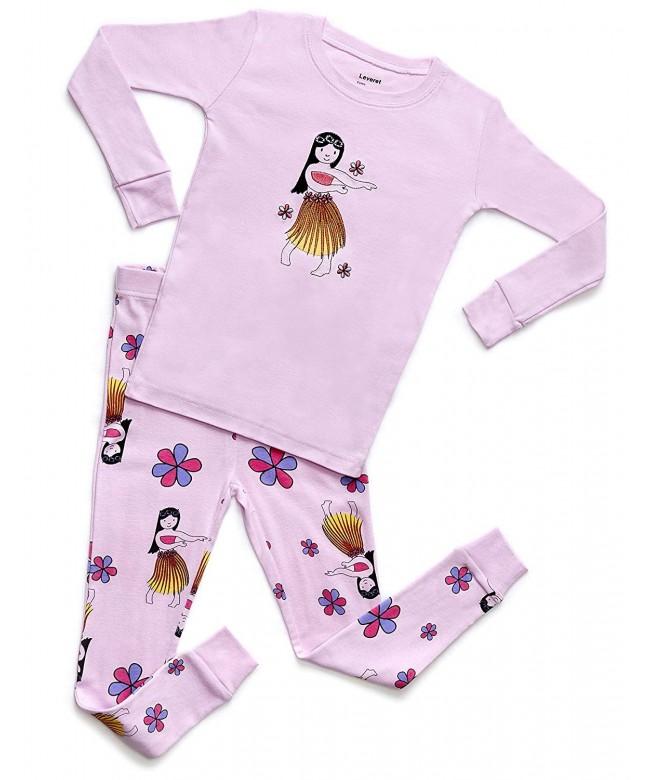 Boys Girls Pajamas Sets 100/% Cotton Sleepwear Pjs