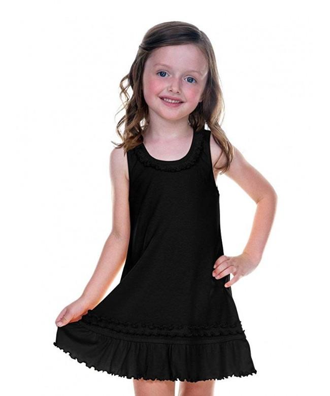 Kavio Little Girls Sunflower P1P0505