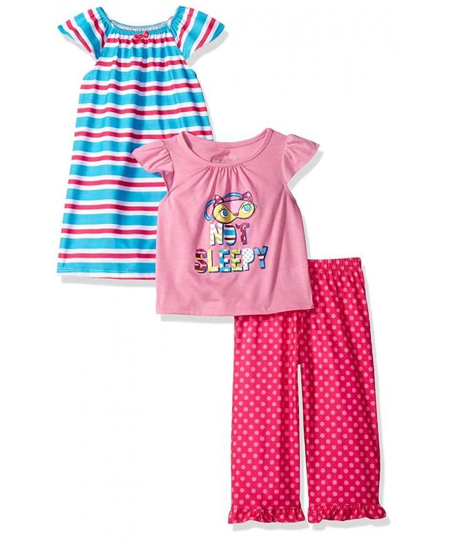 Peas Carrots Toddler Jersey Pajama