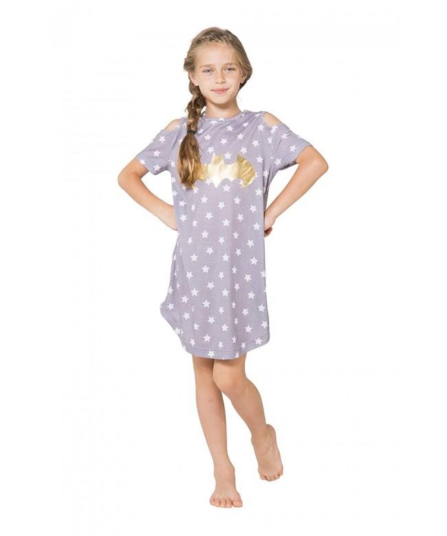 DC Comics Batgirl Shoulder Nightgown