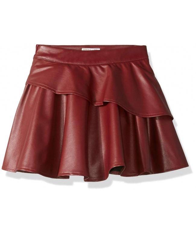 SIERRA JULIAN Girls Novita Leather