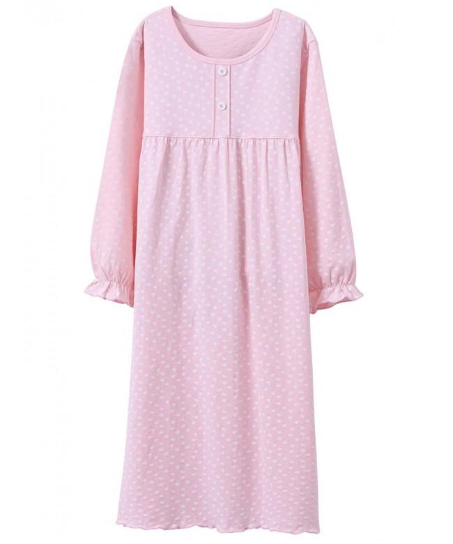 BOOPH Princess Nightgown Sleepwear Nightwear