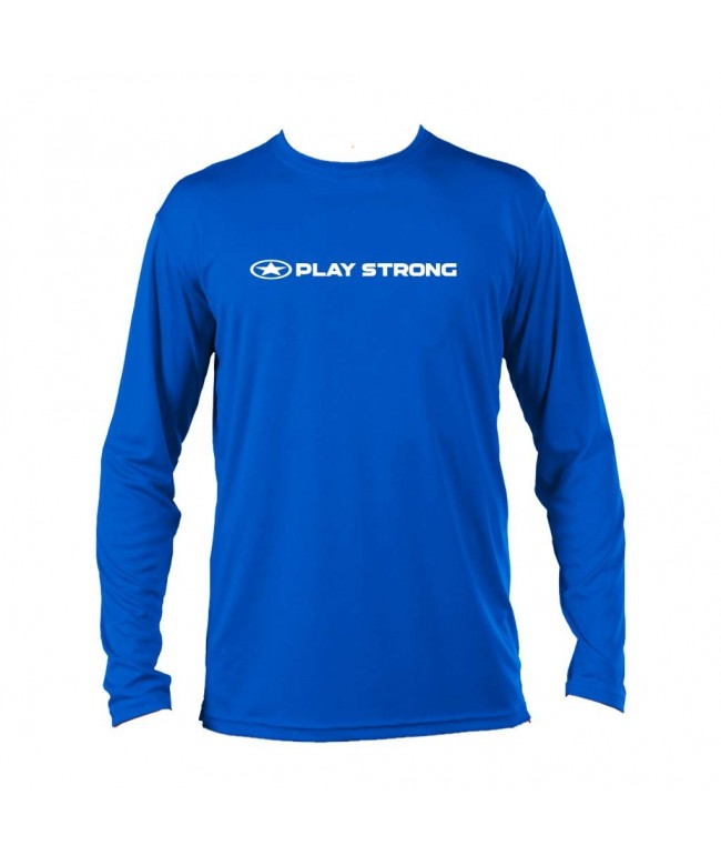 Play Strong Performance Long Sleeve T Shirt