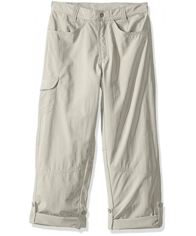 Girls Sierra Point Roll Pants