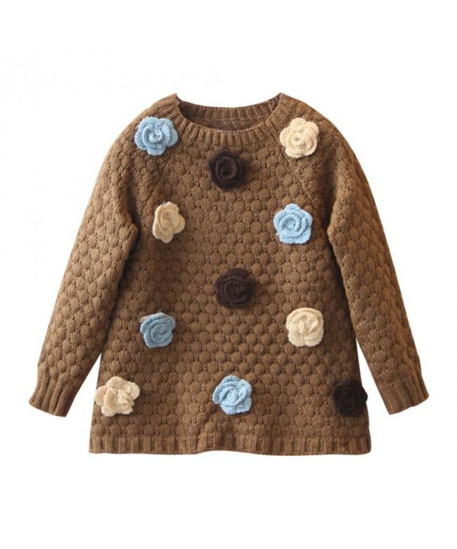 Mud Kingdom Little Sweaters Pullover
