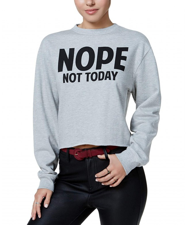 Freeze Juniors Today Graphic Sweatshirt