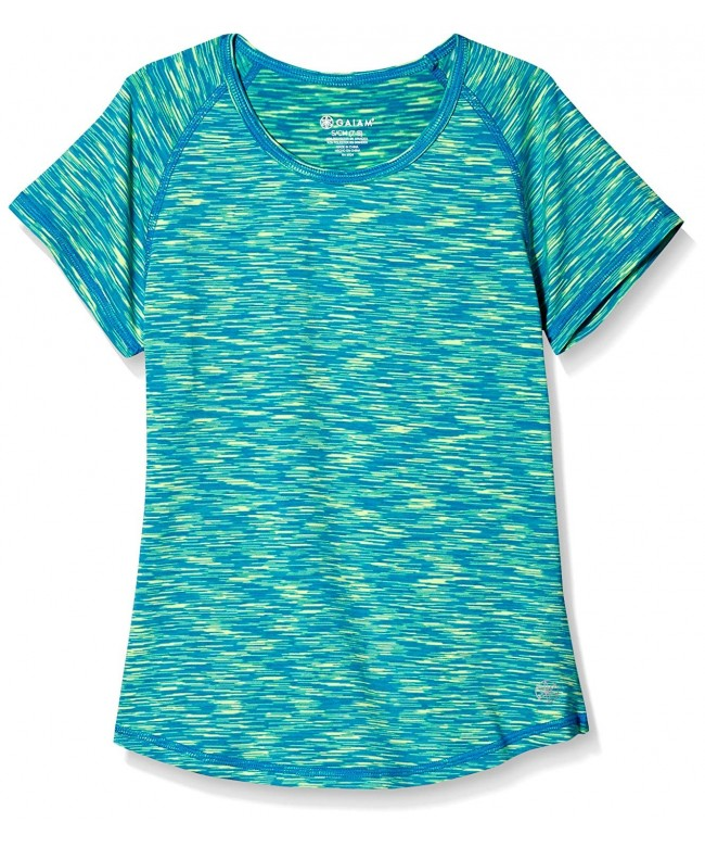 Gaiam Girls Big Short Sleeve
