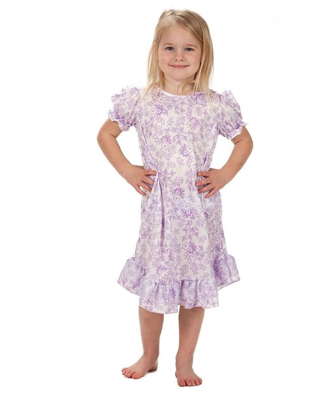 Laura Dare Little Lavender Nightgown