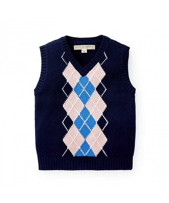 Hope Henry Sweater Organic Cotton