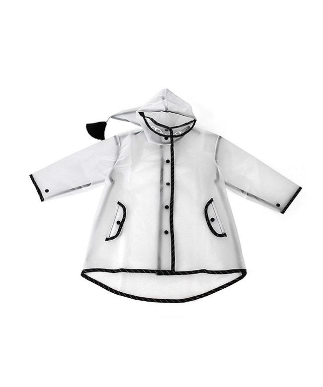 ITSMN Waterproof Raincoat Lightweight Outdoor