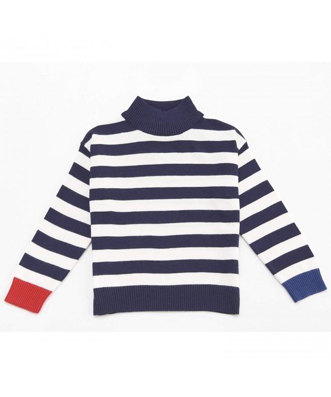 HeMa Island Pullover Sweater Toddler