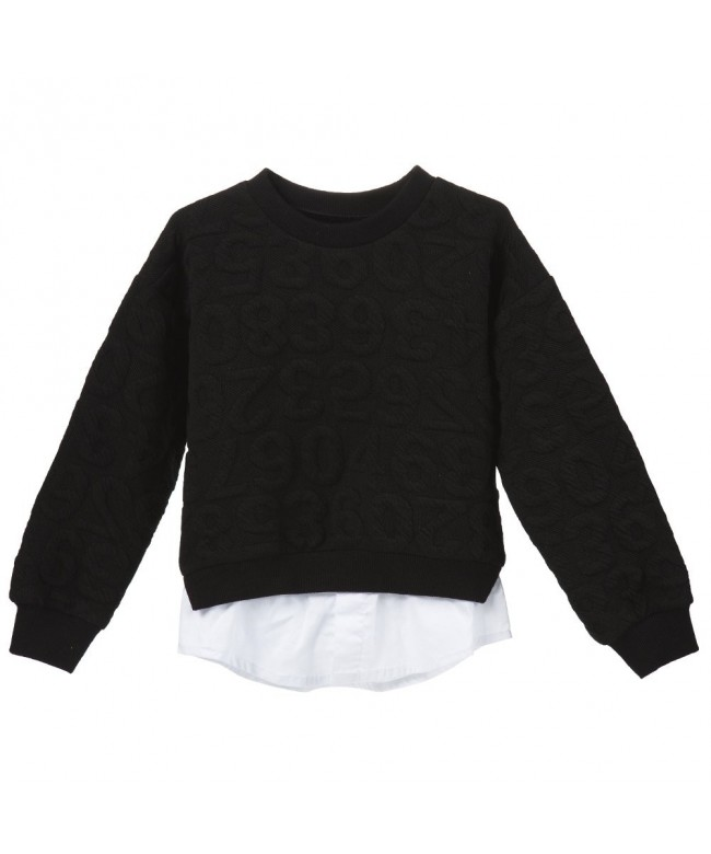 ISPED Sweaters Teenager Pullover Sweater