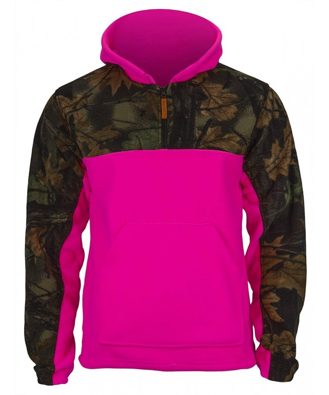TrailCrest Fleece Hunting Camouflage Sweatshirt