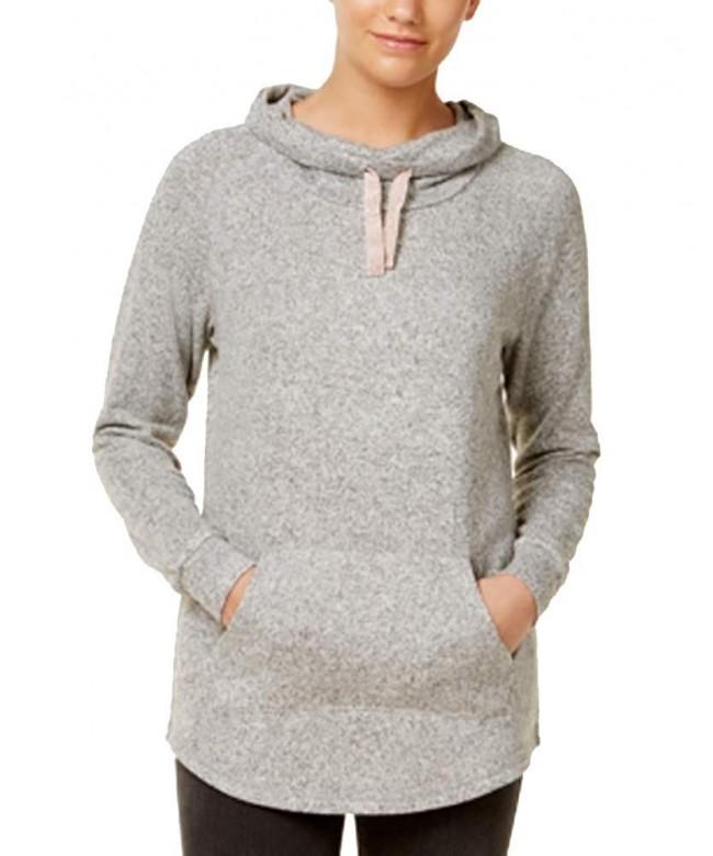 Ultra Flirt Juniors Striped Sweatshirt