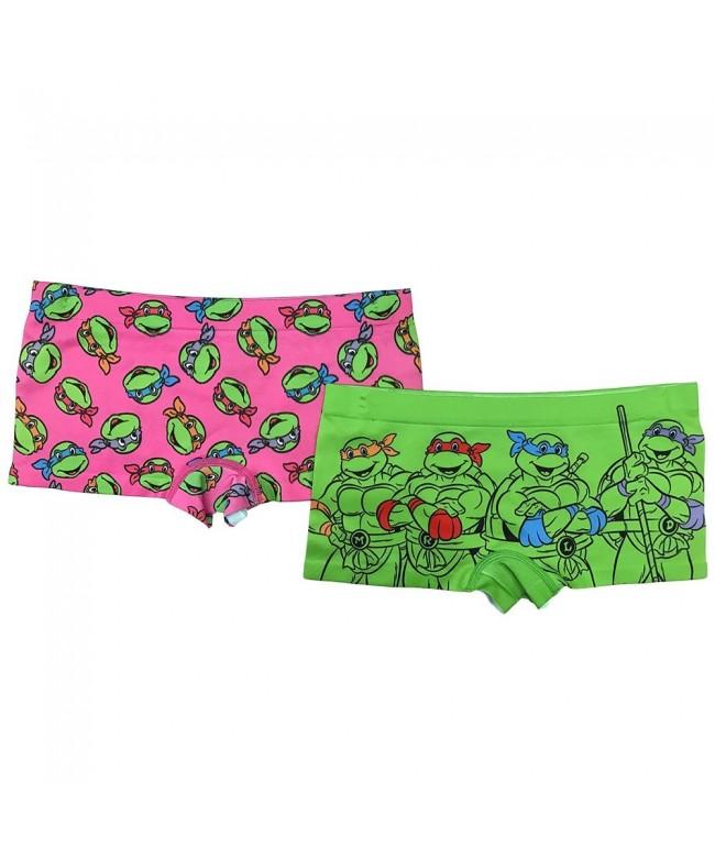 Nickelodeon Teenage Turtles Seamless Boyshort