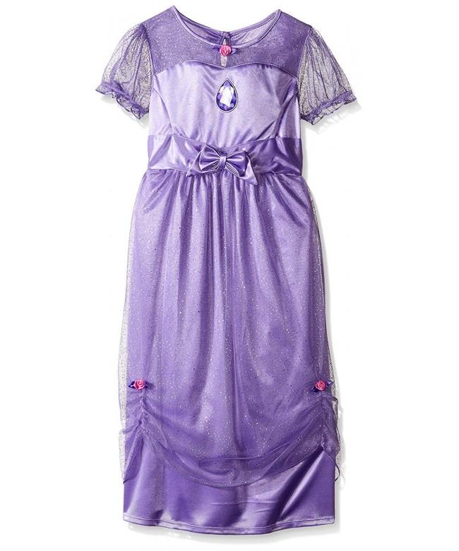 Komar Kids Girls Purple Dressy