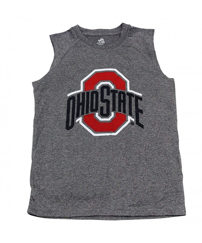 Outerstuff State Buckeyes Muscle T Shirt
