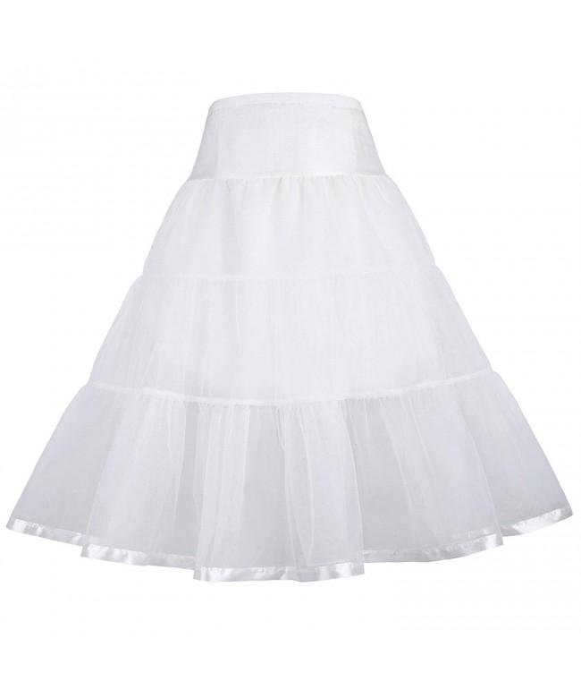 GRACE KARIN Little Crinoline Petticoats