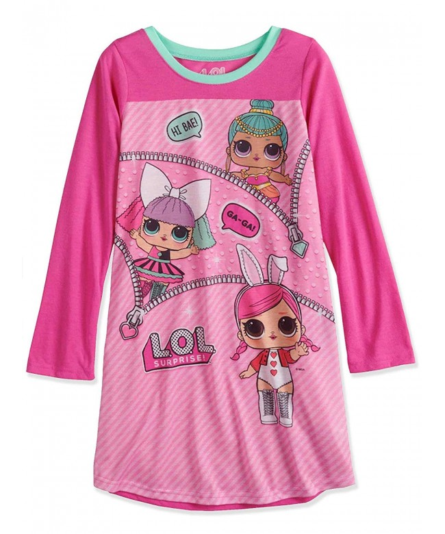 L L Surprise Nightgown Pajamas