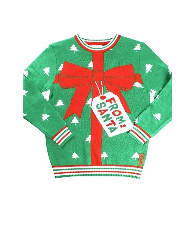 Tipsy Elves Santa Christmas Sweater