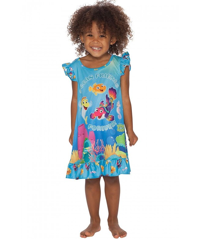 Intimo Toddler Bubbles Friends Nightgown