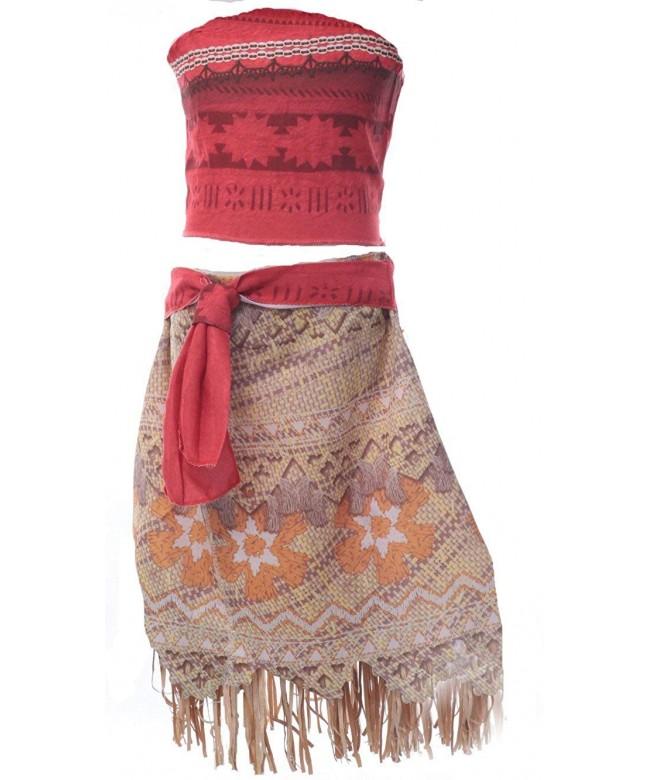 FashionModa4U Moana Inspired Outfit