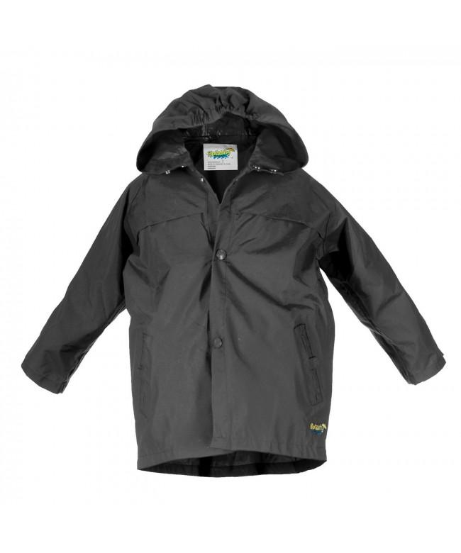 Splashy Nylon Childrens Rain Jacket