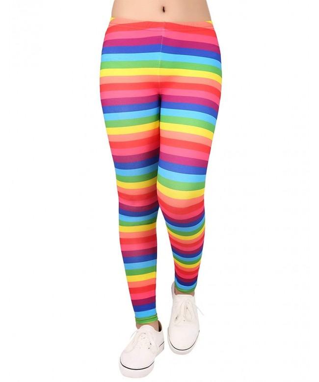 HDE Girls Leggings Designs Length