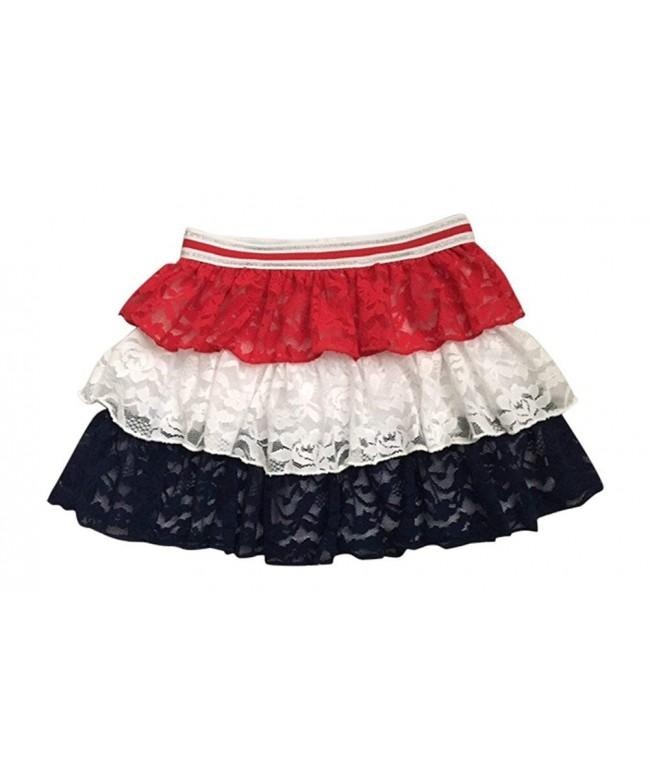 Patriotic Skirt Girls