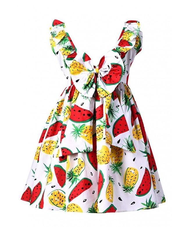 Happy Rose Little Summer Sleeveless