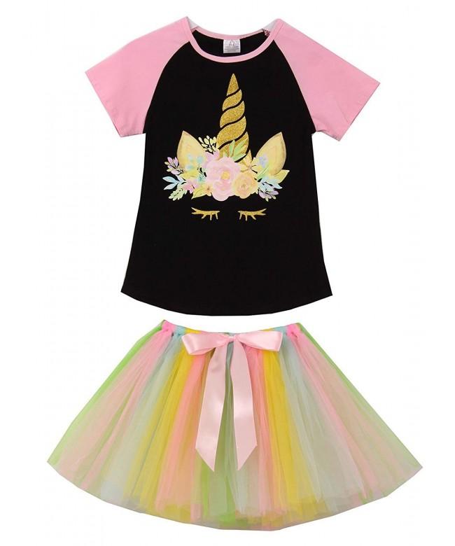 Dreamer Little Pieces Unicorns T Shirt