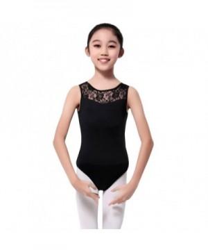 Gsha Sleeveless Dancewear Gymnastics Costumes