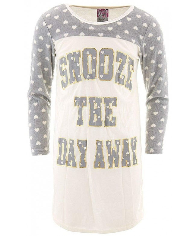 SWEET SASSY Little Snooze Nightgown