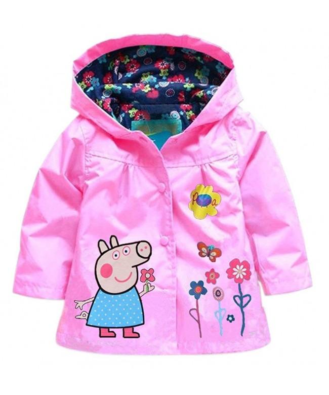 Raincoat Hoodies Waterproof Breathable Jackets