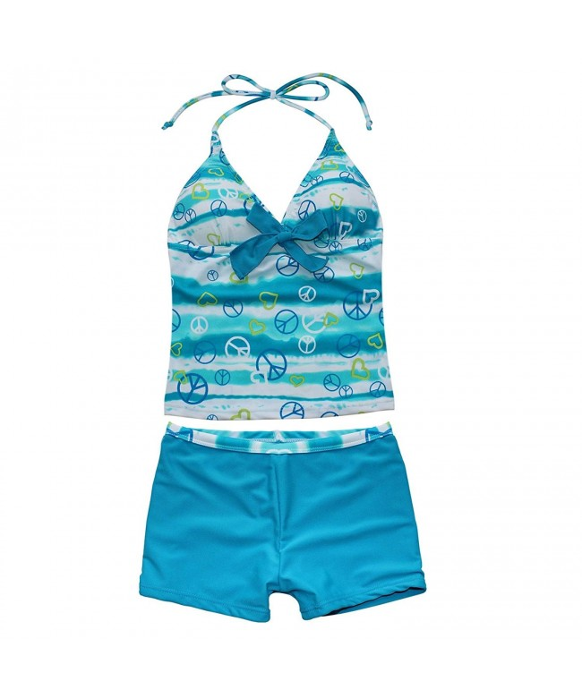 YiZYiF Tankini Swimwear Swimming Bathing