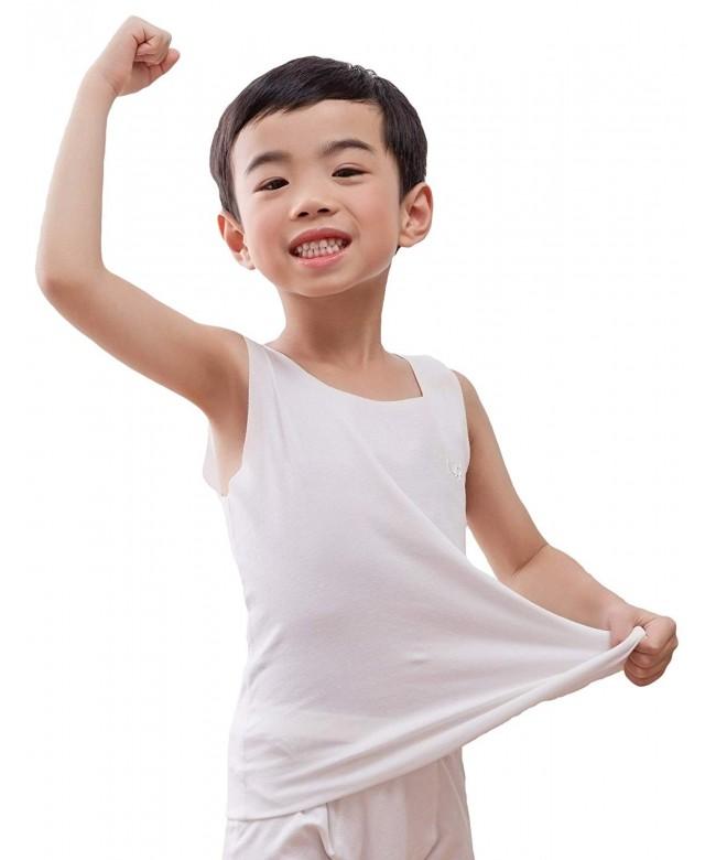Nasse Cotton Sleeveless Undershirts Free Cut
