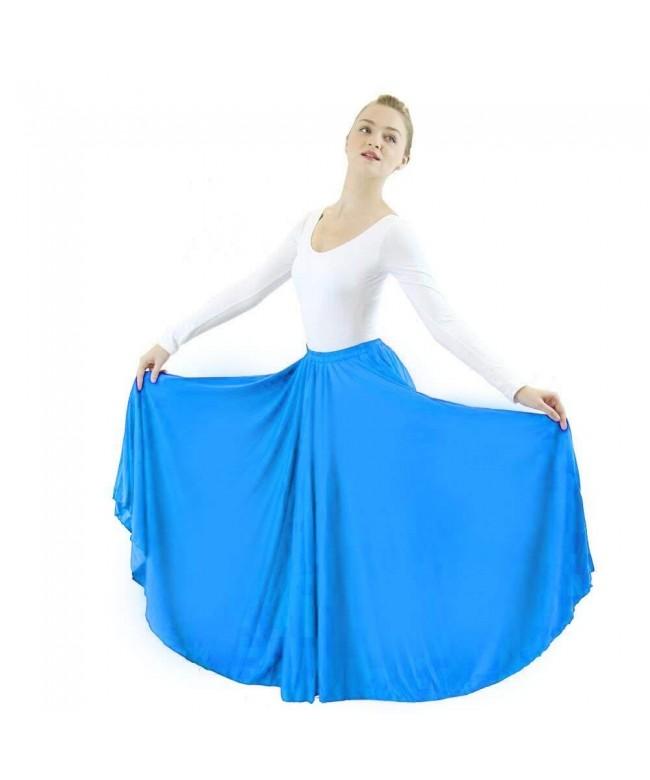 Danzcue Girls Circle Dance Skirt