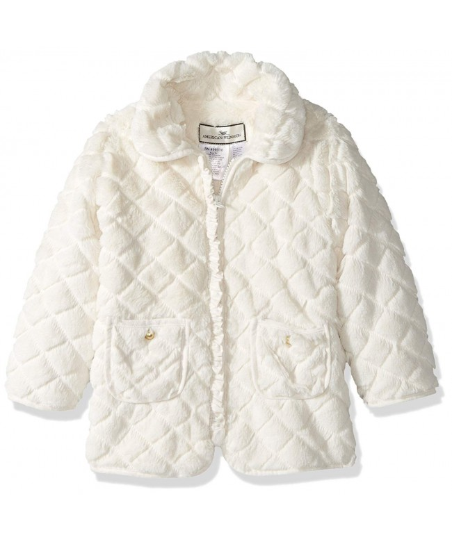 Widgeon Little Girls Jacket Toddler