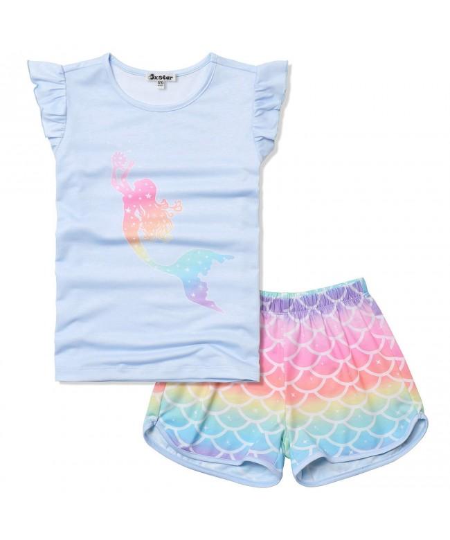 Jxstar JXGSPAM81203 Girl Pajama Set