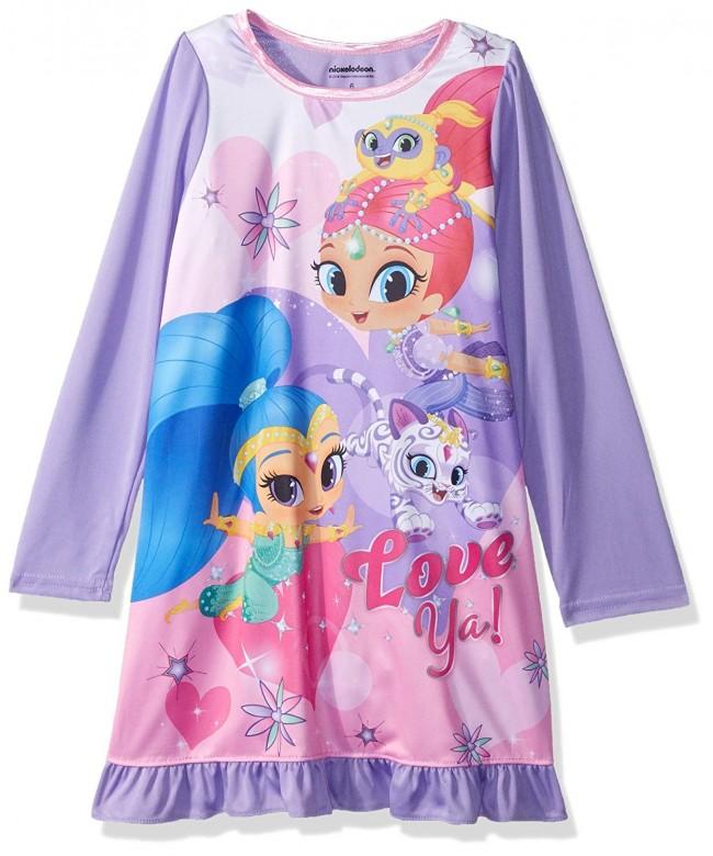 Nickelodeon Girls Shimmer Shine Nightgown