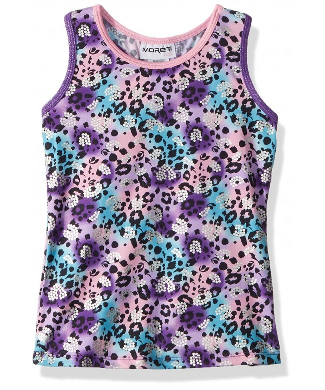 Jacques Moret Girls Gymanstics Tank
