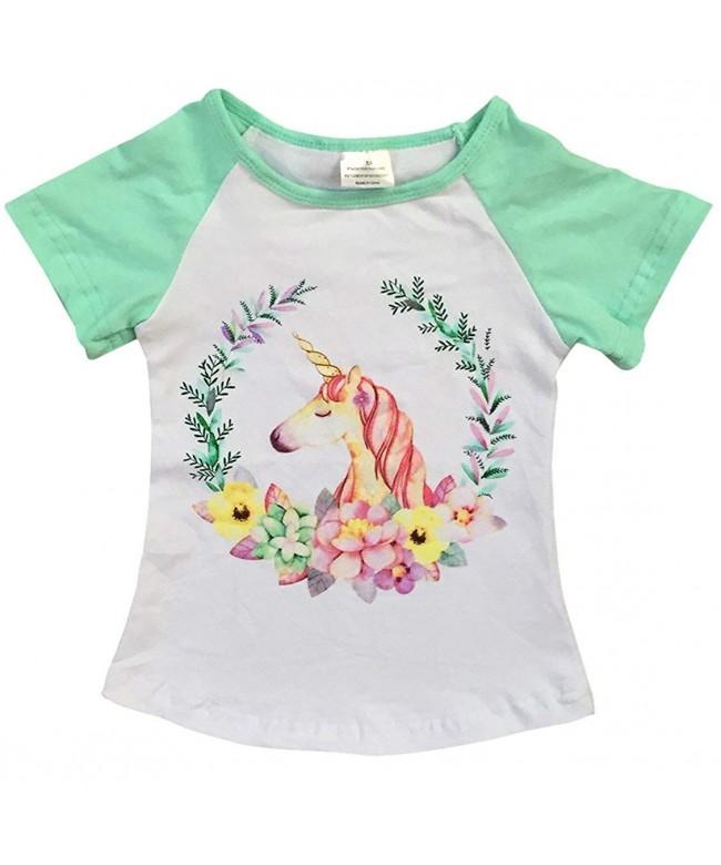 Little Unicorn Christmas Holiday T Shirt