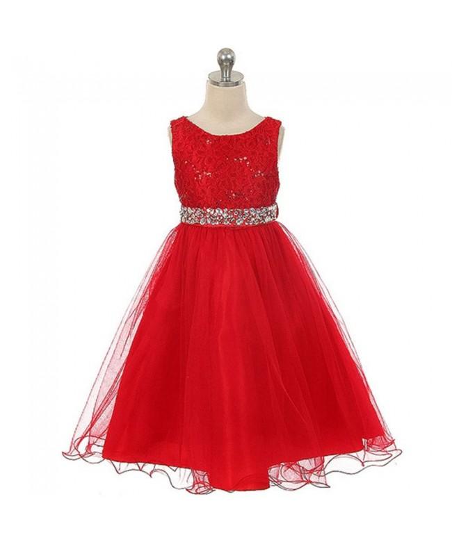 xiyan Dresses Glitter Sequined Rhinestone