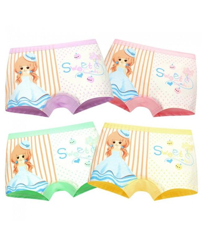 Mmiao Boyshort Underwear Princess Pattern
