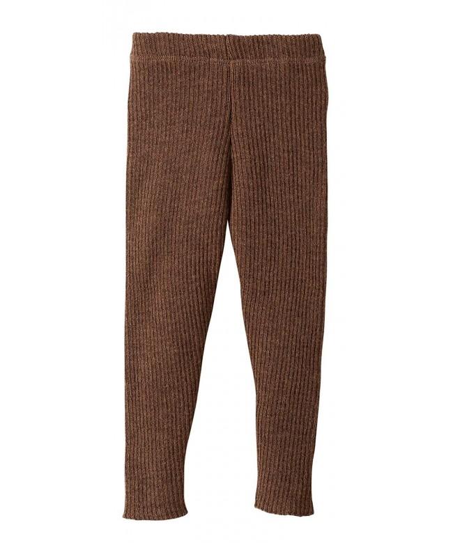 Disana Organic Knitted Leggings Hazelnut