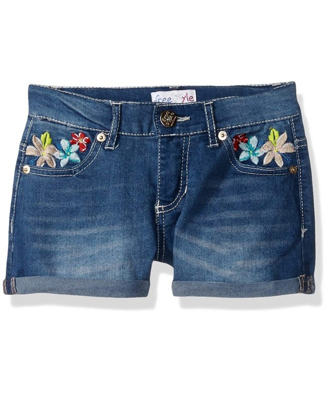 Freestyle Revolution Girls Betina Shorts